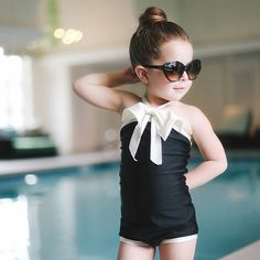 Retro Swimsuit for little girl. Wanting to get this for addy and then one for jordyn when she gets older