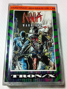 The Ninja Warriors [Virgin Games] 1989 Taito Corp [The Sales Curve] [Amstrad CPC]