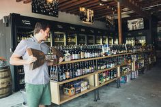Bottlecraft is a boutique beer shop that serves host to the best of San Diego's craft brews in one place.