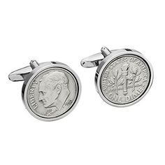 51st Birthday for Men- 1967 Genuine US Coin Cufflinks- 10... https://www.amazon.com/dp/B00DCVBKTO/ref=cm_sw_r_pi_dp_U_x_igGzAbVDPHHEN