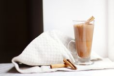 My favorite healthy hot chocolate recipe. It's simple and quick to make. Enjoy it while reading a good book. Healthy Hot Chocolate, Hot Chocolate Recipes, Glass Of Milk, My Favorite Things, Desserts, How To Make, Heaven, Reading, Book