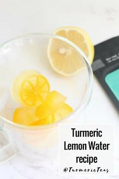 The perfect wake up call; get out of bed every morning with an extra kick with our Turmeric Lemon Water recipe! Click to find the full recipe on our blog. #turmericteas #turmeric #turmericlemonwater #lemonwater #lemon #turmericbenefits #turmericrecipe #turmericdrinks #lemonbenefits