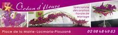 Mariage Brest : Fleuriste de mariage Océan de Fleurs à Locmaria Plouzané Brest, Catering Business, Weddings, Flowers