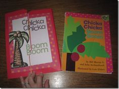 I love this project!!  Chicka Chicka Lapbook from www.confessionsofahomeschooler.com and lapbooksbycarisa.homestead.com