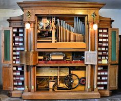 Siegfried's Mechanical Musical Instrument Museum: Weber Maesto | Flickr - Photo Sharing!