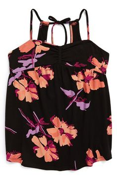 Roxy 'Bridgeport' Tank Top (Big Girls) available at #Nordstrom