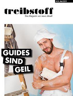 """""""Guides sind geil"""": Tutorial-Ausgabe von treibstoff - dem Magazin von news aktuell (FOTO)"""