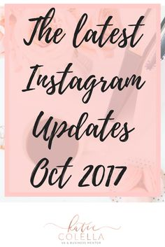 Check out the latest 8 Instagram updates from the integration of Shopify allowing you to shop direct from IG to shared lives on stories.