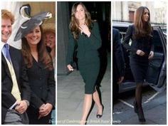 A fan of recycling her clothes, this outfit has been worn three times over the years by the Duchess of Cambridge.