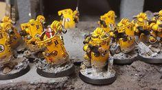 30k Imperial Fists Breachers