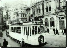 Şişli - Beyazıt Tramvayı (1930lar