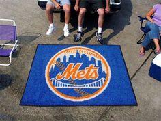 MLB - New York Mets Tailgater Rug 5'x6'
