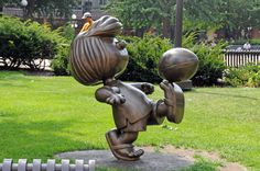 Peppermint Patty by Tivoli Too at The Landmark Plaza and Rice Park, St. Paul, Minnesota