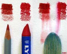 Watercolor pencils another great tool in art..very inexpensive for a beginner and so much fun! Great article!!!!
