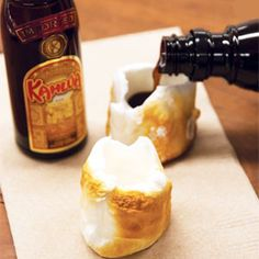 Roasted Marshmallow Kahlua Shots Recipe | Australian Good Food Guide