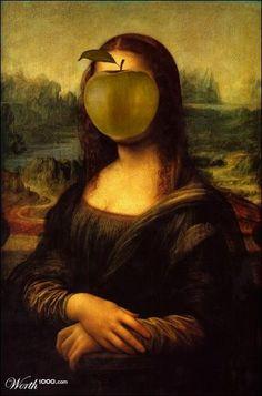 Mona Lisa revisitée par...