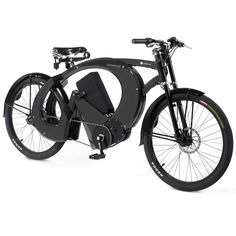 The Bavarian Electric Touring Bicycle - Hammacher Schlemmer