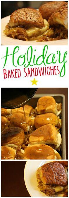Kings Hawaiian Baked Sandwiches