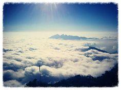 MTY sobre las nuves