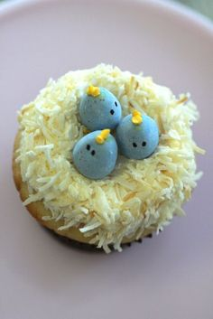 ... Cupcakes on Pinterest | Easter cupcakes, Easter bunny cupcakes and