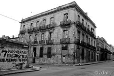 Derelict building in Down Town by Domitilla Modesti on 500px