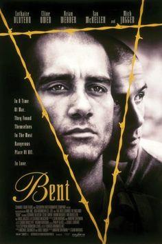 Bent es una película británica de 1997 con temática LGBT, dirigida por Sean Mathias y protagonizada por Clive Owen, Lothaire Bluteau e Ian McKellen. Está basada en la obra de teatro homónima de 1979 de Martin Sherman, a su vez inspirada en Los hombres de los triángulos rosas, el testl superviviente a los campos de concentración Hans Heger. La película cuenta la persecución de homosexuales en el Tercer Reich a partir de los sucesos de la Noche de los cuchillos largos.
