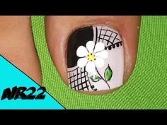 Pedicure, Nail Designs, Nail Art, Youtube, Color Plata, Diana, Mary, Toenails, Nail Colors