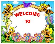 Teacher Fun Files: Classroom Welcome Banners