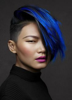 Schwarzkopf Professional USA  I would definitely rock this...