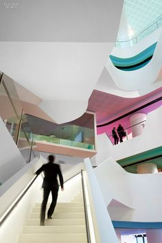 A Working Work of Art: Hassell Transforms Office Life for Melbourne's Medibank