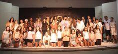 Centro de Iniciação Teatral encerra o ano com Uma Porção de Poemas