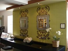 Figuring Out The Best Accent Wall Ideas For Your Home - http://www.lesimonrealestate.com/figuring-out-the-best-accent-wall-ideas-for-your-home/
