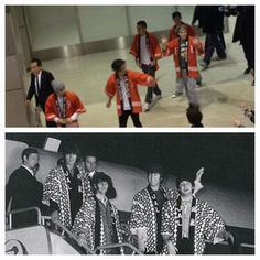 One Direction and The Beatles