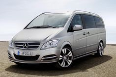 This is the vito. This is a van under the brand Mercedes. With a beautiful color, design and a high speed.