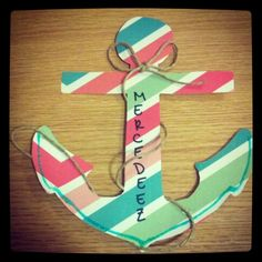 Anchor door decs. #reslife #RA