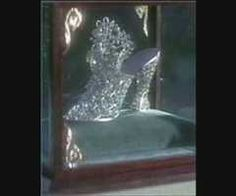 The Slipper and The Rose ~ Cinderella's glass slipper