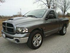 2005 Dodge Ram 1500, 125,968 miles, $9,995.