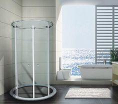 Small Shower Stalls RV