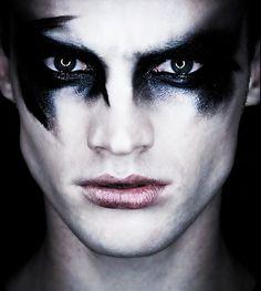 Gender fluid/male makeup