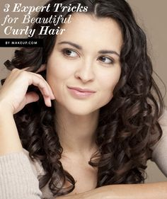 3 expert tips for getting beautiful curly hair // this is a must-read for curly haired gals!