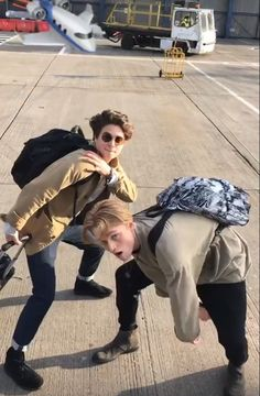 My idiots.