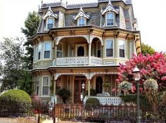 Cape May victorian..wow!