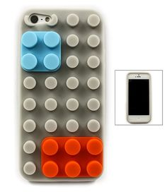 LEGO BLOCK IPHONE 5/5S CASE (10 COLORS AVAILABLE)