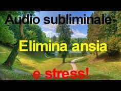 Sconfiggi la tua ansia e stress -Audio Subliminale Thai Chi, Relax, New Age, Namaste, Pilates, Meditation, Stress, Audio, Health