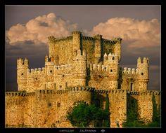 Toledo (Castilla-La Mancha) - Guadamur castle