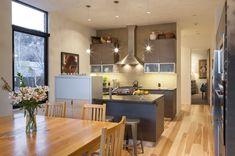 A cozinha de Bob e Dianne Bush (Foto: Robert Reck/The New York Times)