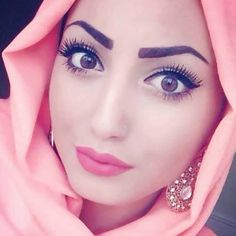 Beautiful Muslim Hijab girl Facebook DP