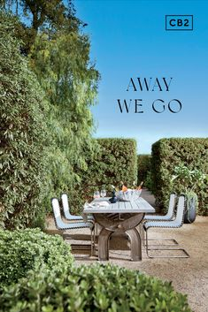 Shop the new collection. Diy Outdoor Kitchen, Outdoor Rooms, Outdoor Dining, Outdoor Gardens, Outdoor Decor, Modern Landscaping, Backyard Landscaping, Privet Hedge, Outdoor Pavillion