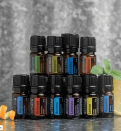 doTERRA Starter Kit - Family Essentials Kit and Beadlets