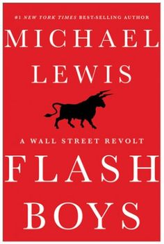 Michael Lewis shares how Wall Street players have been ripping off the small guys for years systematically.